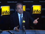 Jean-François Copé, france-info, 01 06 2010
