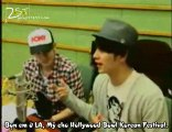 [Vietsub - 2ST] 100504 KBS Kiss the Radio_Part1