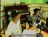 [Vietsub - 2ST] 100504 KBS Kiss the Radio_Part3