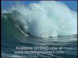 Surfing Hawaii's big waves in the Science of Surfing DVD