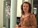 Portrait du jour : Amandine Bergeron, 1ere année