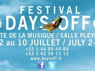 Festival Days Off