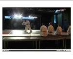 Démonstration Karaté Tai Jitsu Leers à Mouscron - No Tele