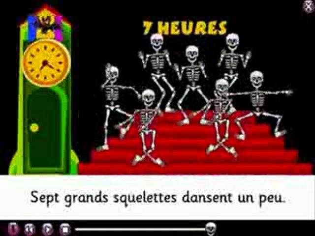 """BABELZONE - """"La chanson des squelettes"""""""