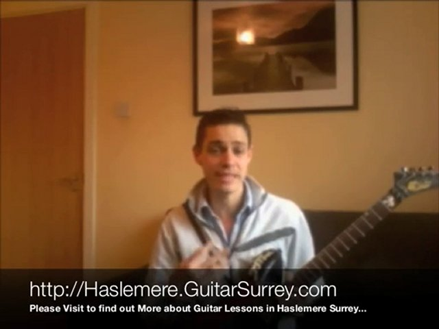 Guitar Lessons Haslemere