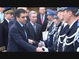 Inauguration du commissariat d'Ermont