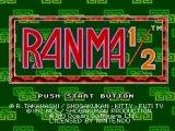 Test de Ranma ½  - Bakuretsu Rantou-hen (SNES)