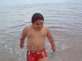 bambo a la plage a palavas les flo