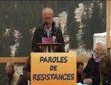 Walter Bassan / Paroles de Résistance / Glières 2010