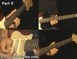 Money Pink Floyd Guitar www.farhatguitar.com