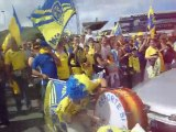 ASM  brennus ambiance devant le stade