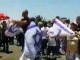 flotille pour gaza,les sionistes celebrent le massacre...