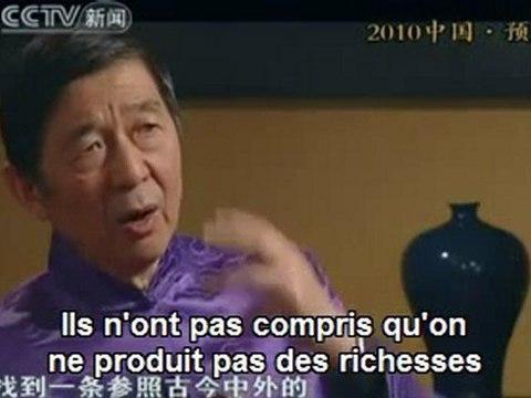 Cours d'économie du Vénérable Professeur Kuing Yamang.