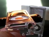 Coque protection+ Mini Enceinte stéréo pour iPod NANO 4G
