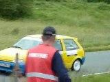 Course de côte nationale La Pommeraye 2010 AX GTI N1