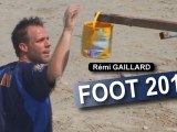 FOOT 2010 - Put it where you want it (Rémi GAILLARD)