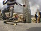 Skate In Liege - Chan - Triple kickflip