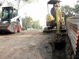 Excavating Contractors Mitchelton Bobcat Hire