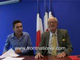 Emissions FN : Le Journal de Bord de Jean-Marie Le Pen n°193