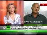 Norman Finklestein  SUR LE MASSACRE DES HUMANITAIRES