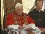 Benedict al XVI-lea: Biserica apostolică din Cipru