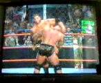 Batista vs Randy Orton Only Wrestling