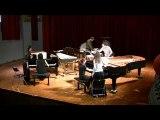 Sonate pour 2 Pianos et percussions de Béla BARTOK 1Mt