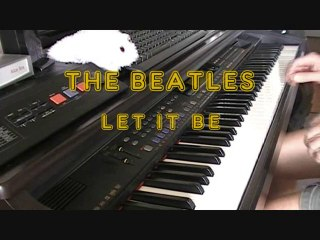 """THE BEATLES """"let it be"""""""