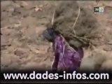 محنة النساء  في صاغرو مع الاحتطاب