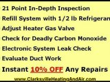 Clarksville TN Heating Air Conditioning Cool|(931) 980-4328