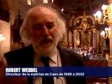 Reportage Maitrise de Caen - France 3 Normandie