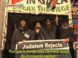JUIF VS SIONISTE   Palestine manifestation flottie gaza