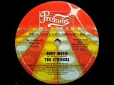 80's boogie/disco music - The Strikers - Body Music 1981