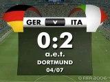 Italie / Match coupe du monde suite 2