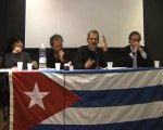 Diálogo con Enrique Ubieta, Willy Toledo y Willy Meyer 2