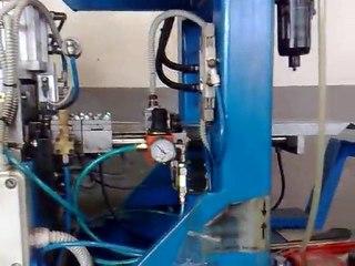 Impianto produzione filtri inox