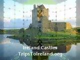 Ireland castles Tours castle hotels travel package