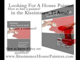 Find The Best Painters Contractor in Kissimmee (House Paint