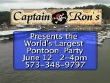 Captain Rons - World's Largest Pontoon Party