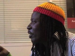 ALPHA BLONDY - Jah Glory (interview avec Olivier Cachin)