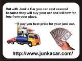 Get a Junk Car Removal Company