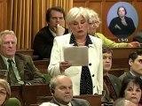 Monsieur Harper, nul n'est au-dessus de la loi
