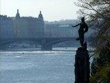 PRAGUE - Des quais à Vysehrad