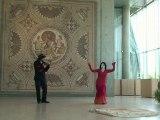 """Danse BUTO """"Désir d'infini"""" à Vienne 2010"""