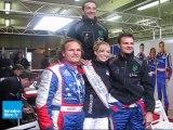 Une journée avec Miss 24 Heures du Mans Le Maine Libre