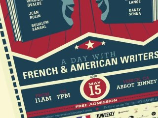 Vis-à-Vis, a day with French and American writers