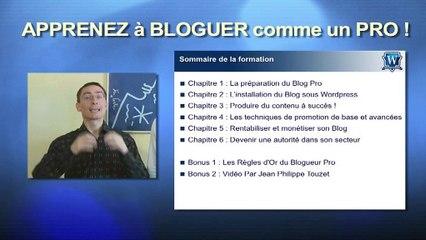 Teaser Formation Blogueur