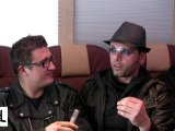 Metal video interview with Oomph by Loud tv