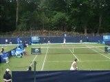 Ekaterina Makarova vs Magdalena Rybarikova 5-7 5-4