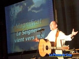 Jean-Claude Gianadda en concert à Gray